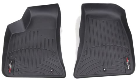 weathertech floor mats chrysler 300 2012 chrysler 300 weathertech front auto floor mats black