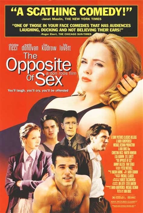 Opposite Of Sex Movie Posters At Movie Poster Warehouse