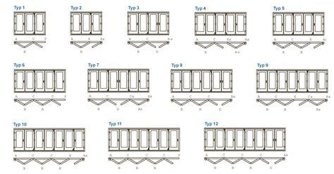 Faltschiebetüren Kunststoff Außen by Faltschiebet 252 Ren Kaufen Au 223 Enbereich Terrasse Balkon