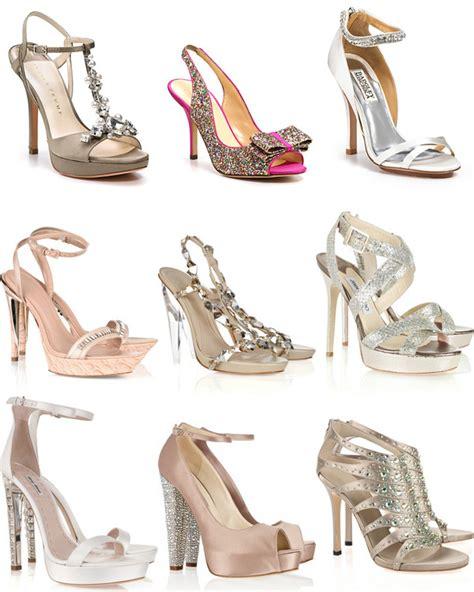 Phi Style Embellished Bridal Shoes Brooklyn Bride