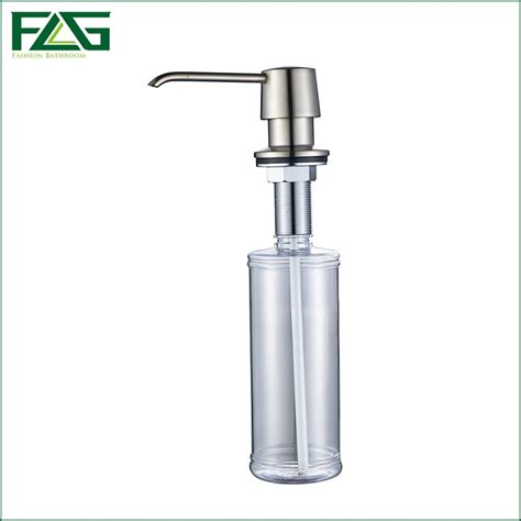 Kitchen Soap by Inspirations Sink Soap Dispenser For Soap Supply System