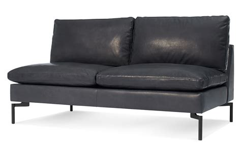 small settee 10 top small armless sofas sofa ideas
