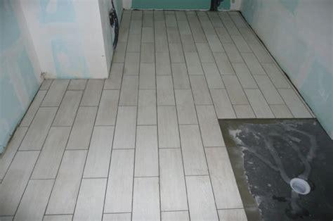 carrelage de la salle de bains wedi faire construire avec les maisons bernard lannoy