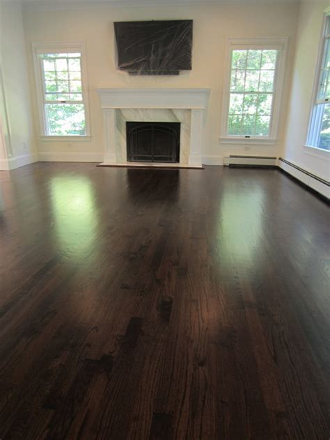 save to the uttermost fort salonga oak stained walnut and satin