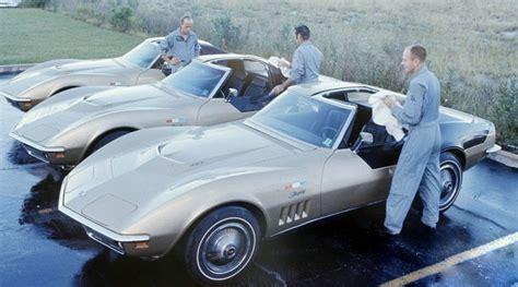 Apollo 12 Corvettes by Chevrolet Corvette Certified For Space Travel Classic