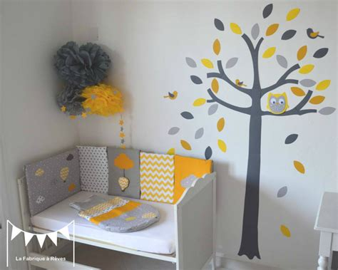deco chambre jaune deco salle de bain jaune et gris