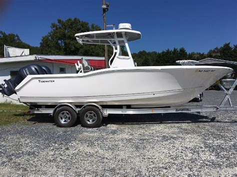 Tidewater Boats Selbyville De by 2016 Tidewater 252 Cc Selbyville Delaware Boats