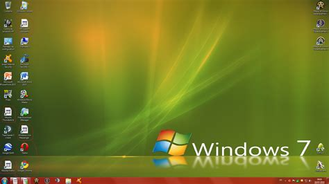 windows 7 icone sur le bureau résolu