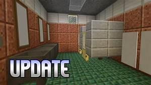 Minecraft Restroom Parking Update Realistic