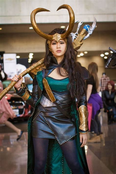 33 Hottest Images Of Female Loki Cosplays That Will Blow