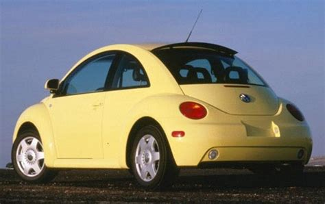 volkswagen new beetle 2000 volkswagen new beetle information and photos