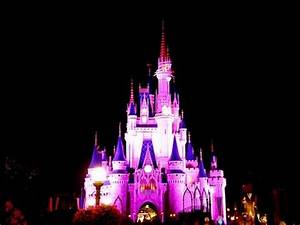 Magic Kingdom at Night 2013 - Walt Disney World - February ...