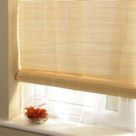 Bamboo Roller Blinds by Bamboo Roller Blinds Blinds Direct
