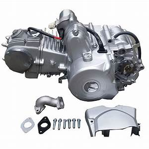 125cc Atv Go Kart Engine Motor 4 Automatic