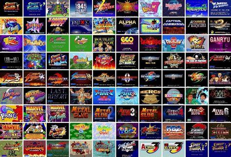 Otro de los mejores juegos retro para pc es deus ex. Colección Pack 15000 Juegos Arcade Consolas Pc / Android ...