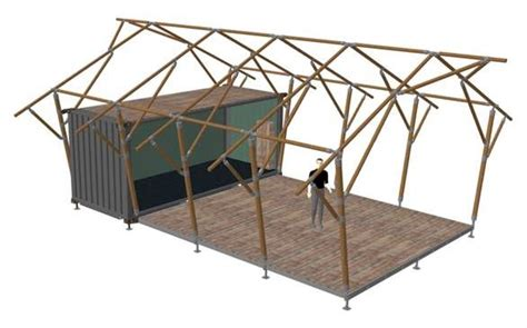 glamtainer container based glamping  xcube  images