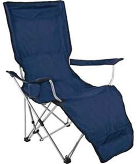 sportlinetm fold reclining chair with footrest 1000 images about best folding cing chairs with