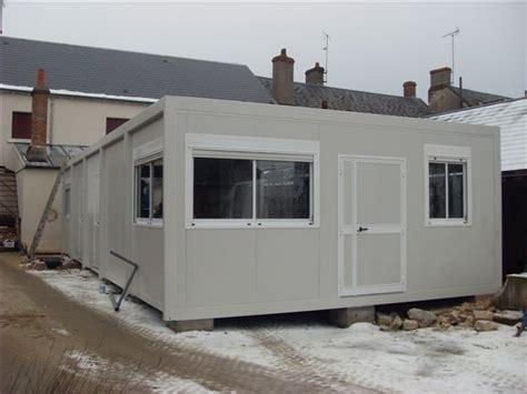 bureau modulaire occasion modulobase construction modulaire préfabriquée