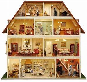 Puppenhaus Bausatz Für Erwachsene : das puppenhaus traum von kleinen m dchen und gro en ~ A.2002-acura-tl-radio.info Haus und Dekorationen