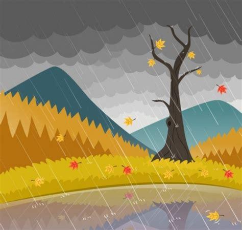 rain vectors jpg vector eps ai illustrator