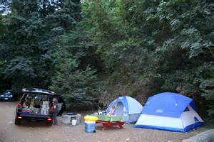 Big Sur Campgrounds California