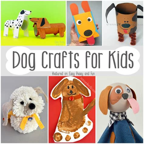 barktastic crafts for easy peasy and 969 | Fun Dog Crafts for Kids