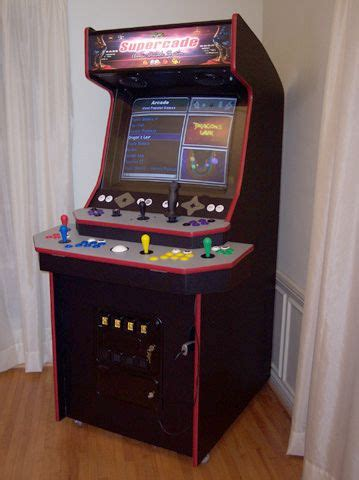 build mame cabinet how to build a kick mame arcade cabinet from an pc