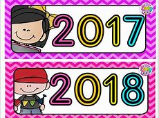 Estupendo calendario móvil ciclo escolar 2017 2018