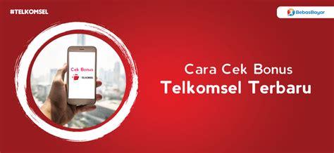 0 0 0 s a j a. Cara Cek Bonus Telkomsel Terbaru Mudah dan Cepat - BebasBayar
