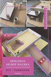 Beschäftigung Für Kleinkinder : spielzeug selbst machen f r kleinkinder parkhaus aus pappe ~ Whattoseeinmadrid.com Haus und Dekorationen