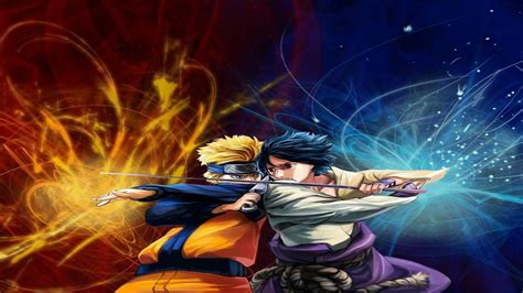 naruto  sasuke hd wallpaper  wallpapersafari