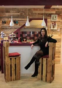 Plan Meuble Palette : mission 3 construire des meubles en palettes ~ Dallasstarsshop.com Idées de Décoration