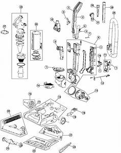 Hoover Windtunnel Parts Diagram