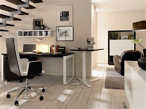 modern home office desk how to get a modern home office interior design