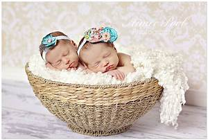 Cute Newborn Twin Baby Photos | www.pixshark.com - Images ...
