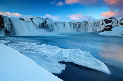 12 Stunning Photos Of Godafoss  Waterfall Of The Gods