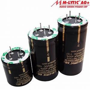 Mundorf Mlytic Ag  Electrolytic Capacitors
