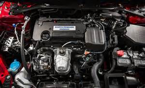 2016 Honda Accord Sport Engine