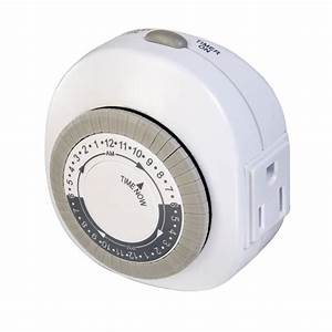 How To Set Westek Timer  U2013 Economical Home Lighting