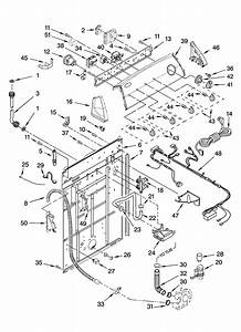 Wiring Diagram For Whirlpool Washer