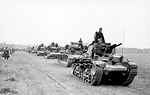 World War II Pictures In Details: 6. Panzer-Division Tanks ...