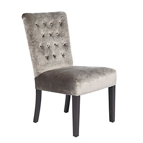 lola side chair in chagne z gallerie