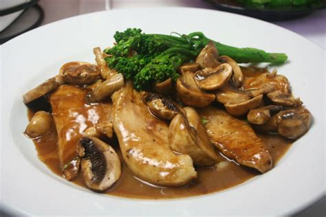 chicken marsala chicken marsala low carb diet recipe