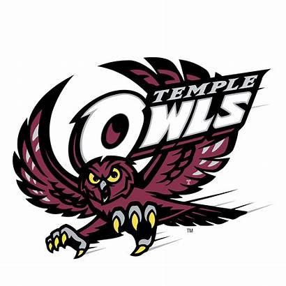 Temple Owls Transparent Logos Svg Vector