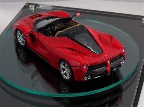 ferrari coupe models 2017 ferrari laferrari spider teased by 1 43 scale model