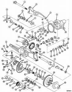 What Is The Proper Assy For Installing The Front Rotor On