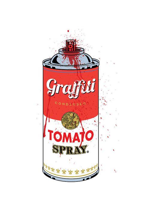 Tomato  Ee  Spray Ee   Can Digital  Ee  Art Ee   By Gary Grayson