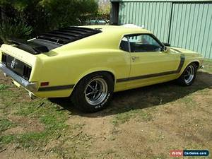 Mustang Boss 302 1970 Manual For Sale In Australia