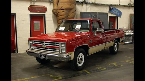 Chevrolet Pickup Truck Youtube