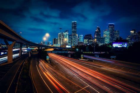 houston texas city urban  photo  pixabay